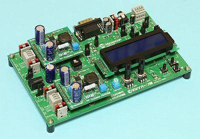 ディジタル・パワー制御ボード