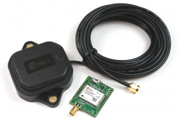 2周波RTK対応ZED-F9Pキット